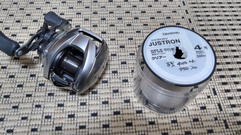 21ジリオンSV TWとジャストロン4号