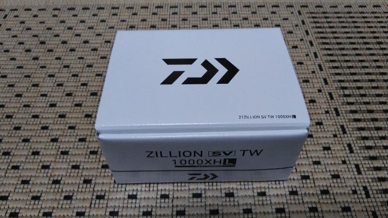 21ジリオンSV TWの箱(上から)